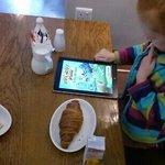Get an iPad if you ask.