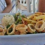 frittura di calamaro
