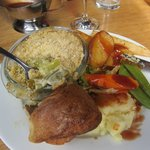 vegie sunday roast