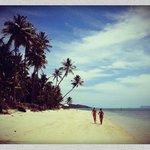 öffentlicher Strand beim Mimosa Resort