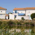 les maisons du lac de vendée