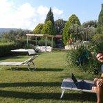 Il giardino del B&B