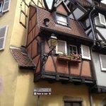 L'appartamento più piccolo di Colmar