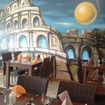 Restaurant Il Sasso Nouvelle déco