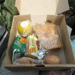 pranzo al sacco safari