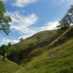 Walk - nearby Conistone Dib