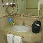 detalle del buen lavabo