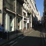 Rue de Tracy