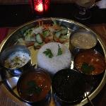 Photo of Kashmir Indian Restaurant taken with TripAdvisor City Guides