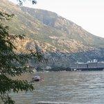 Cruise shiips in port
