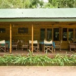 Budongo Eco Lodge_Common area