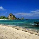 kuta beach lombok 50 meter from hotel