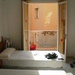 La camera 214