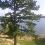 DeGray Lake Resort - view of lake from room