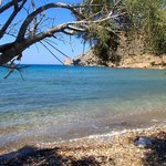 La plage de Galissas