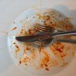 Sorry, maar de spaghetti was te lekker!
