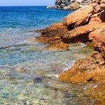 L'eau claire de Galissas