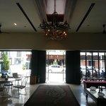 Lobby at G