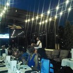 Wedding Dinner Reception at Steak Street