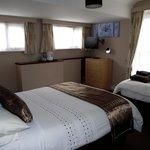 Top floor room number 5