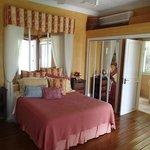 Bambooshay room