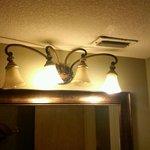 2 Lights were not working in bathroom (Master suite)
