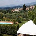 Villa con panorama unica in Toscana vicino Cortona, Arezzo, Siena