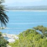 View to the Marina Pez Vela