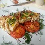 Calamares-Salat -  gezoomt! Absolut lecker!!