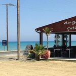 Argakiko Cafe and Grill - sea view