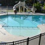 Jack Huff's pool
