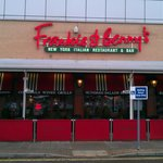Frankie and Bennys Plymouth