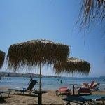 spiaggia di Agii Apostoli