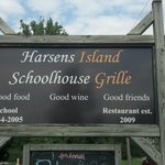 Harsens Island Schoolhouse Grille