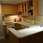 2 bedrooms apartment kitchen