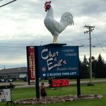 Chet and Emils Restaurant and Hotel