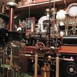 Apparatus in the Museum