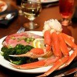 Crab and Prime Rib