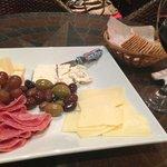 Cheese Plate at Friday Night Social