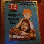 Andy Griffith Cake