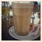 best café laté in town
