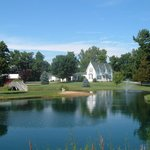 Summertime at the Allegan Country Inn