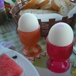 Uova à la coque