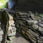 Taversoe Tuick Cairn - Rare 2 story tomb