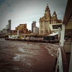 Ferry from Liverpool