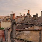 Rooftops of Bordeaux