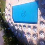 Dedepark Hotel'de Havuz keyfi