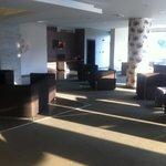 Dedepark Hotel Lobi