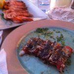 Stuffed and grilled sardines!