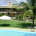 piscina e quartos